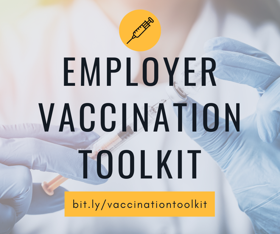 Employer Vaccination Toolkit
